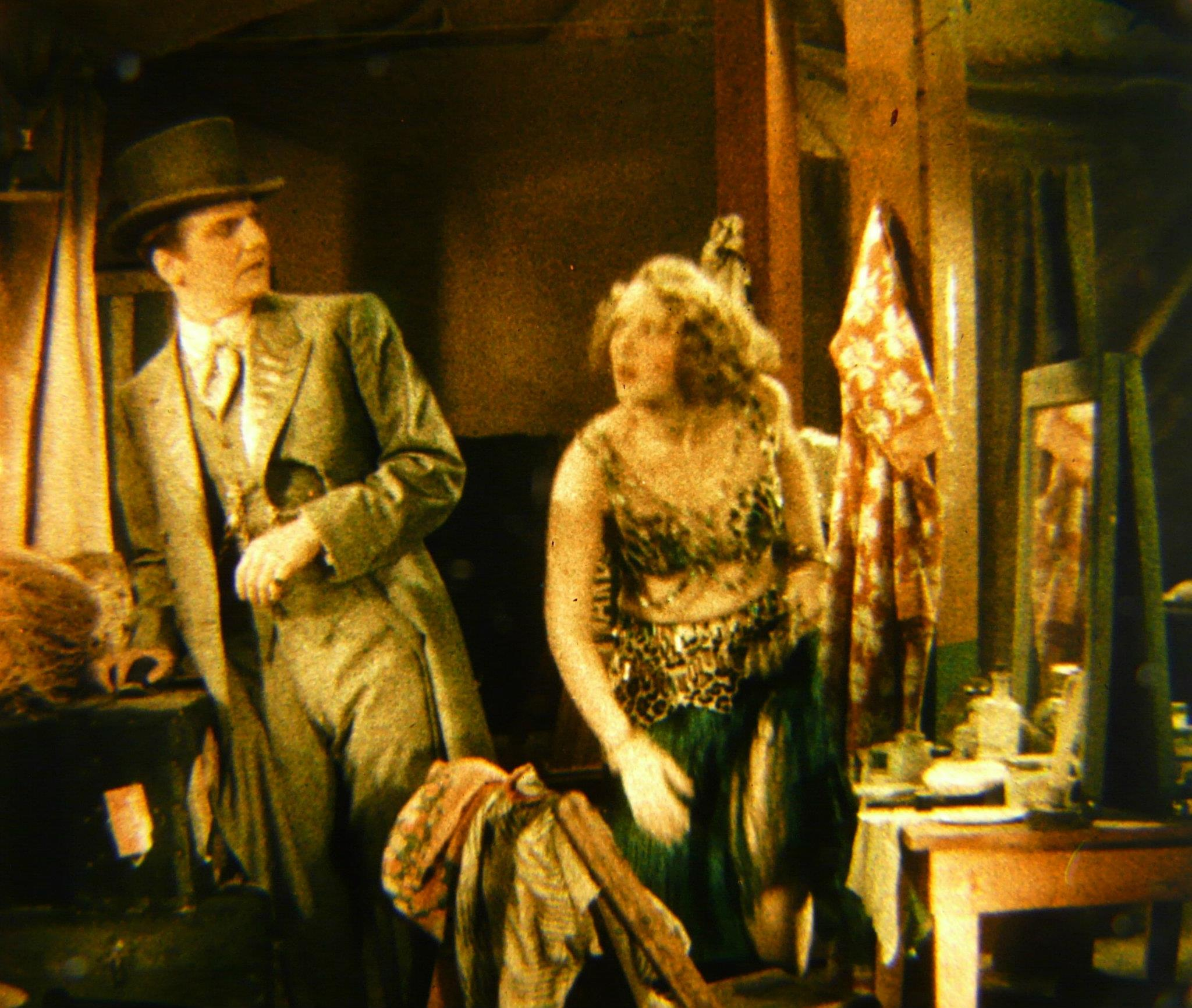 Dorothy Mackaill bright lights