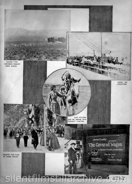 COVERED WAGON program