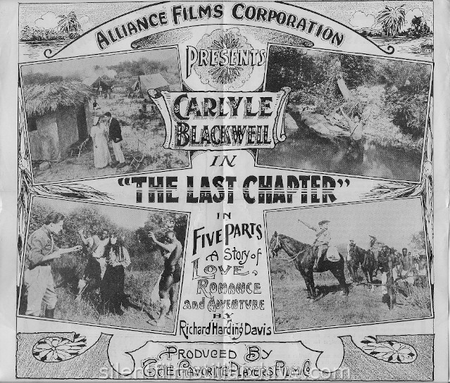Carlyle Blackwell in THE LAST CHAPTER (1914)