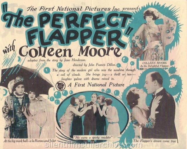 THE PERFECT FLAPPER (1924)