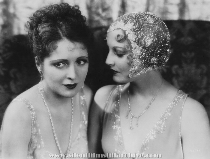 Billie Dove and Thelma Todd in CAREERS (1929)