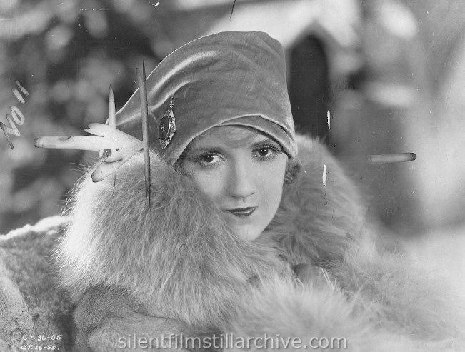 Constance Talmadge in THE DUCHESS OF BUFFALO (1926)