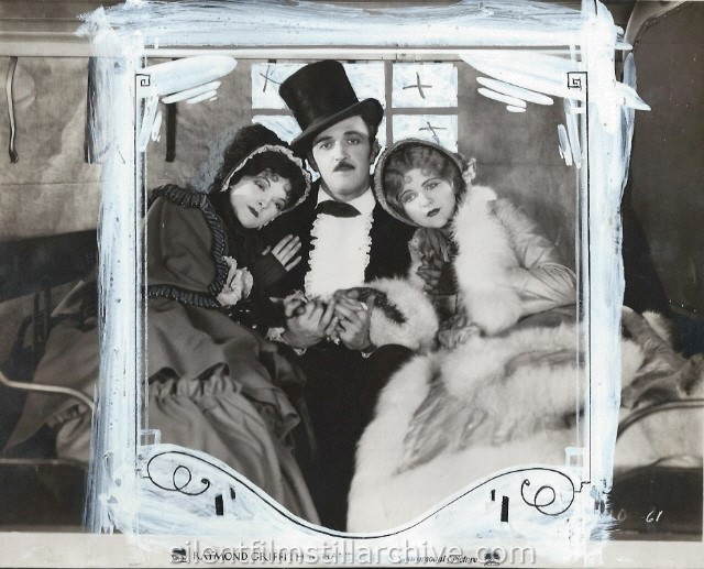 Marion Nixon, Raymond Griffith, and Virginia Lee Corbin in HANDS UP! (1926)