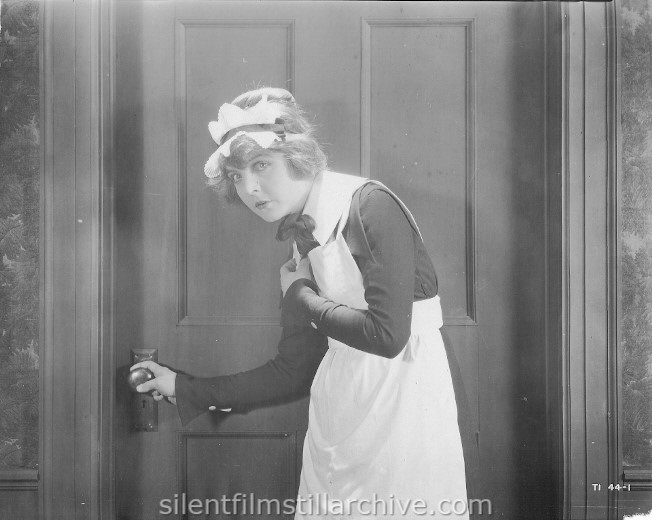 Enid Bennett in THE HAUNTED BEDROOM (1919)