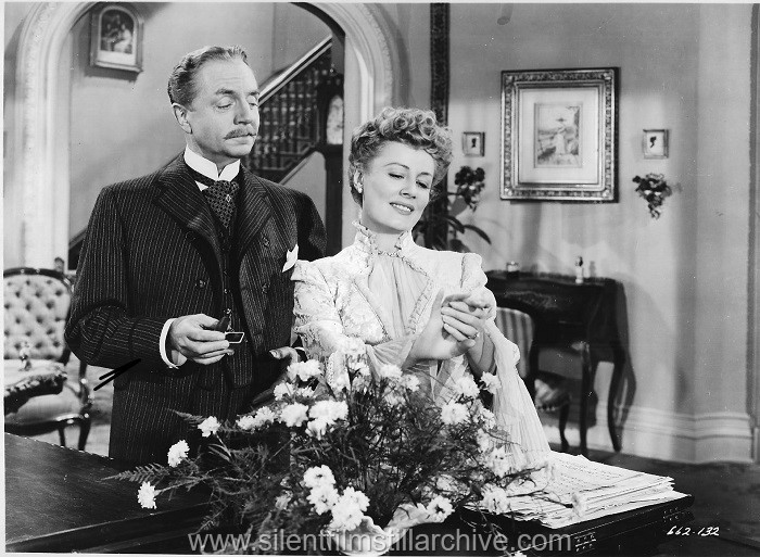 LIFE WITH FATHER (1947) with William Powell and Irene Dunne