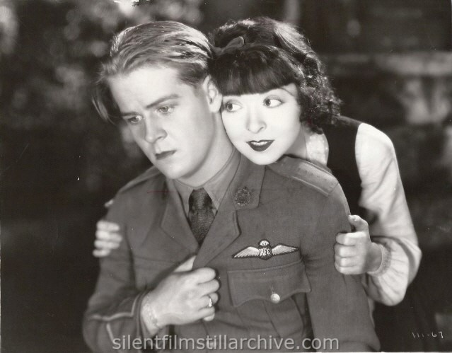 Jack Stone and Colleen Moore in LILAC TIME (1928)