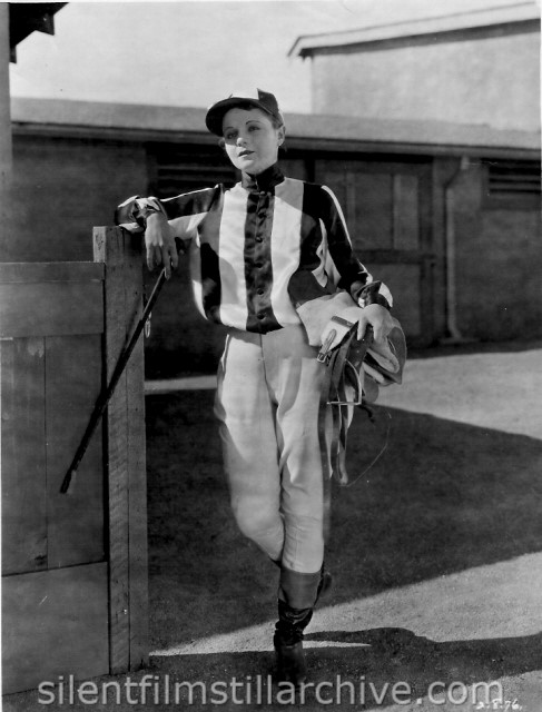Vera Reynolds in THE MILLION DOLLAR HANDICAP (1925)