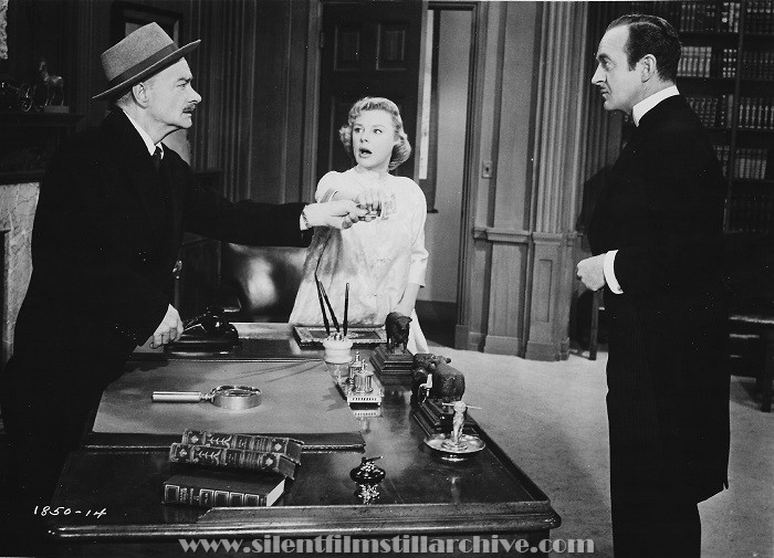 MY MAN GODFREY (1957) with Robert Keith, June Allyson and David Niven