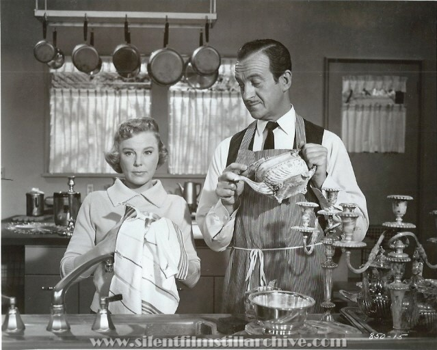 MY MAN GODFREY (1957) with June Allyson and David Niven