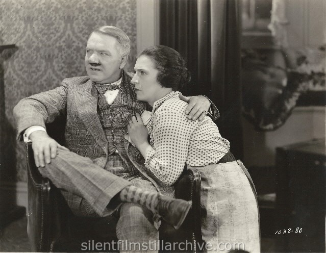 THE POTTERS (1927) with W. C. Fields and Mary Alden