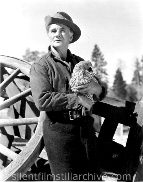 Fred Stone in TRAIL OF THE LONESOME PINE (1936)