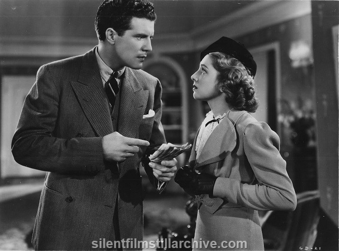 John McGuire and Ann Preston in WANTED: JANE TURNER (1936)