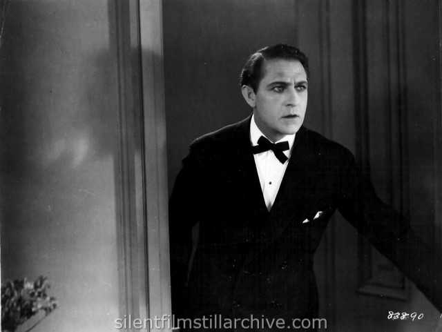 Charles Emmett Mack in WOMAN OF THE WORLD (1925)